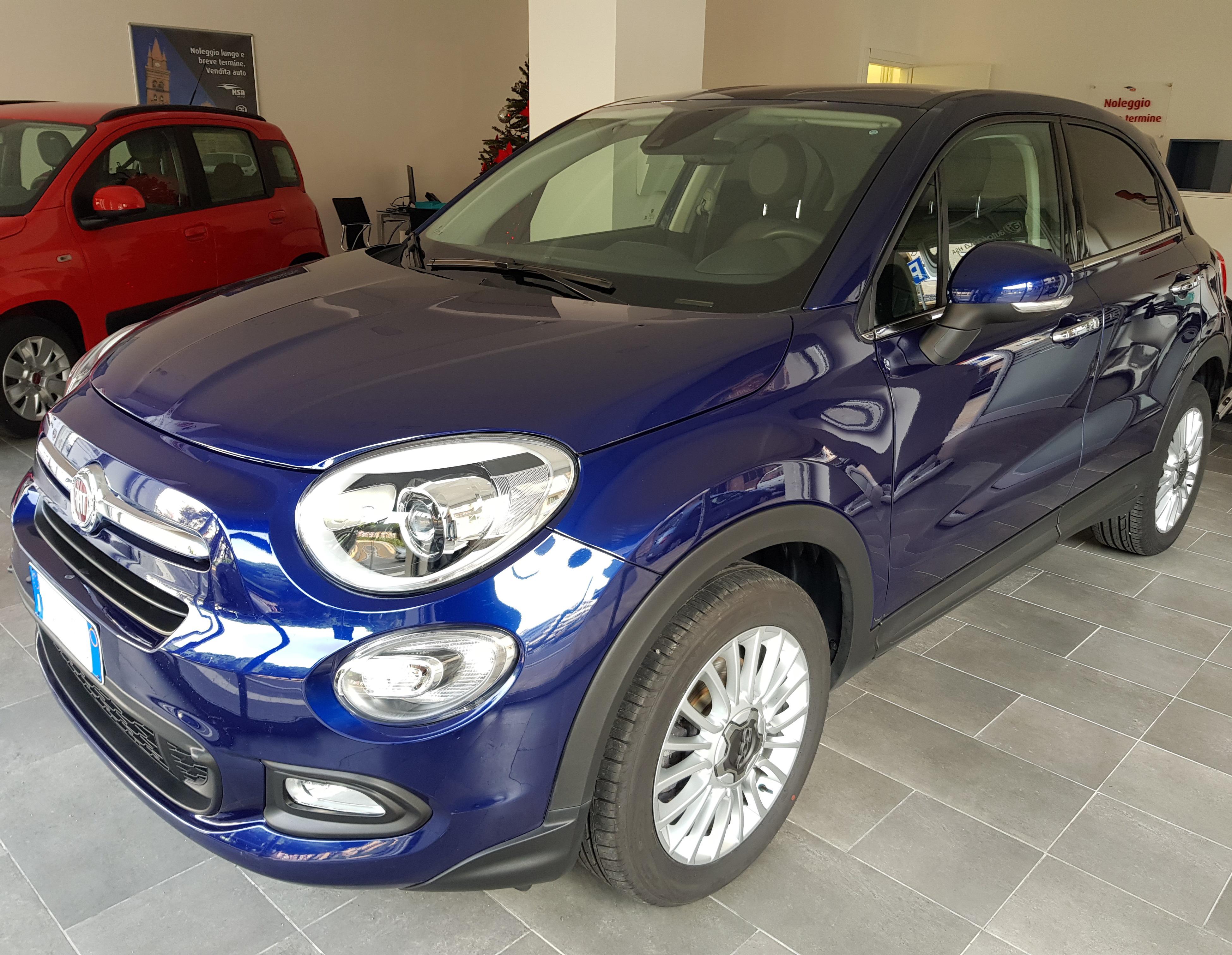 FIAT 500 X 1.6 LOUNGE