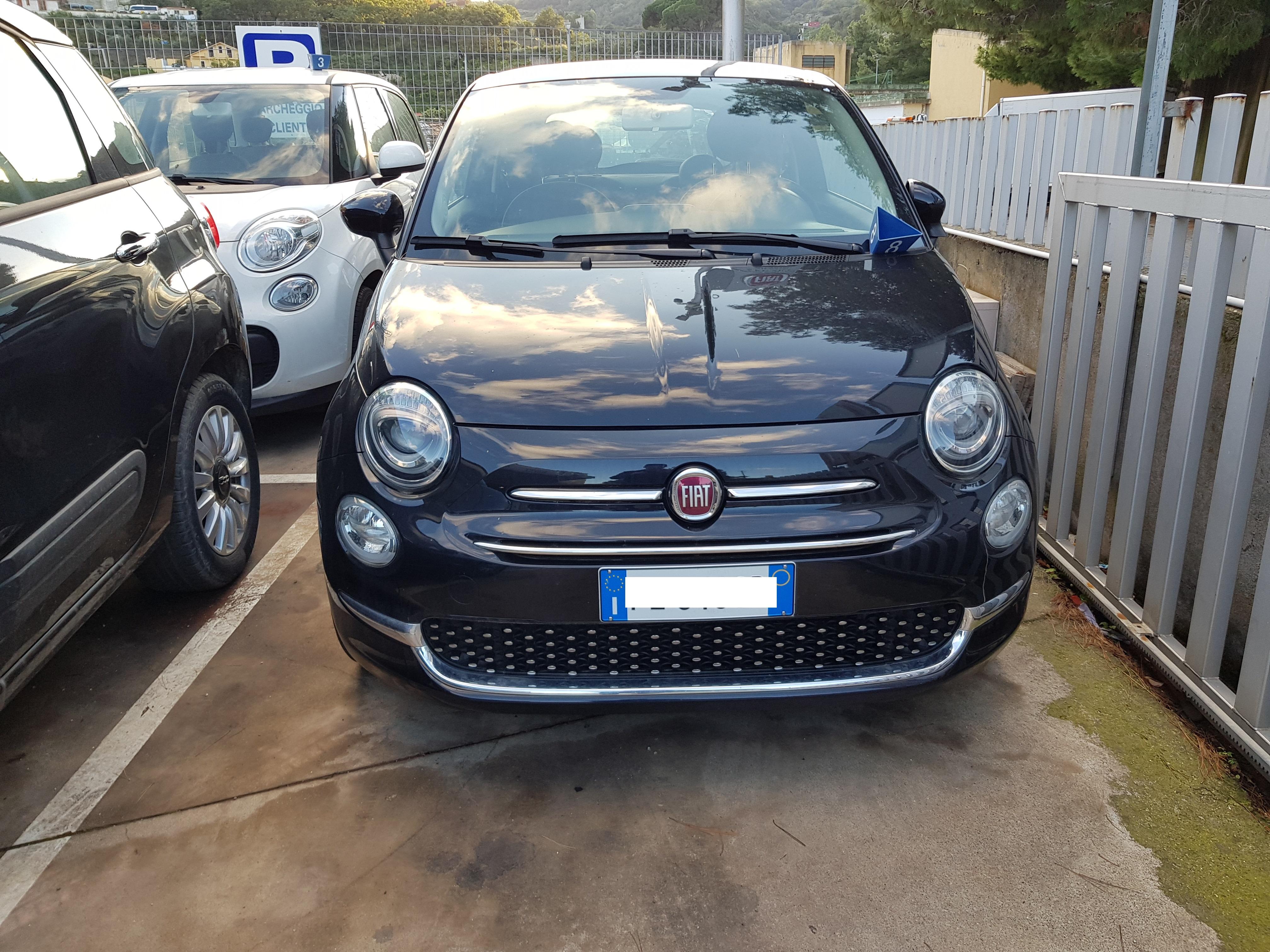 FIAT 500 1.2 LOUNGE CAMBIO AUTOMATICO