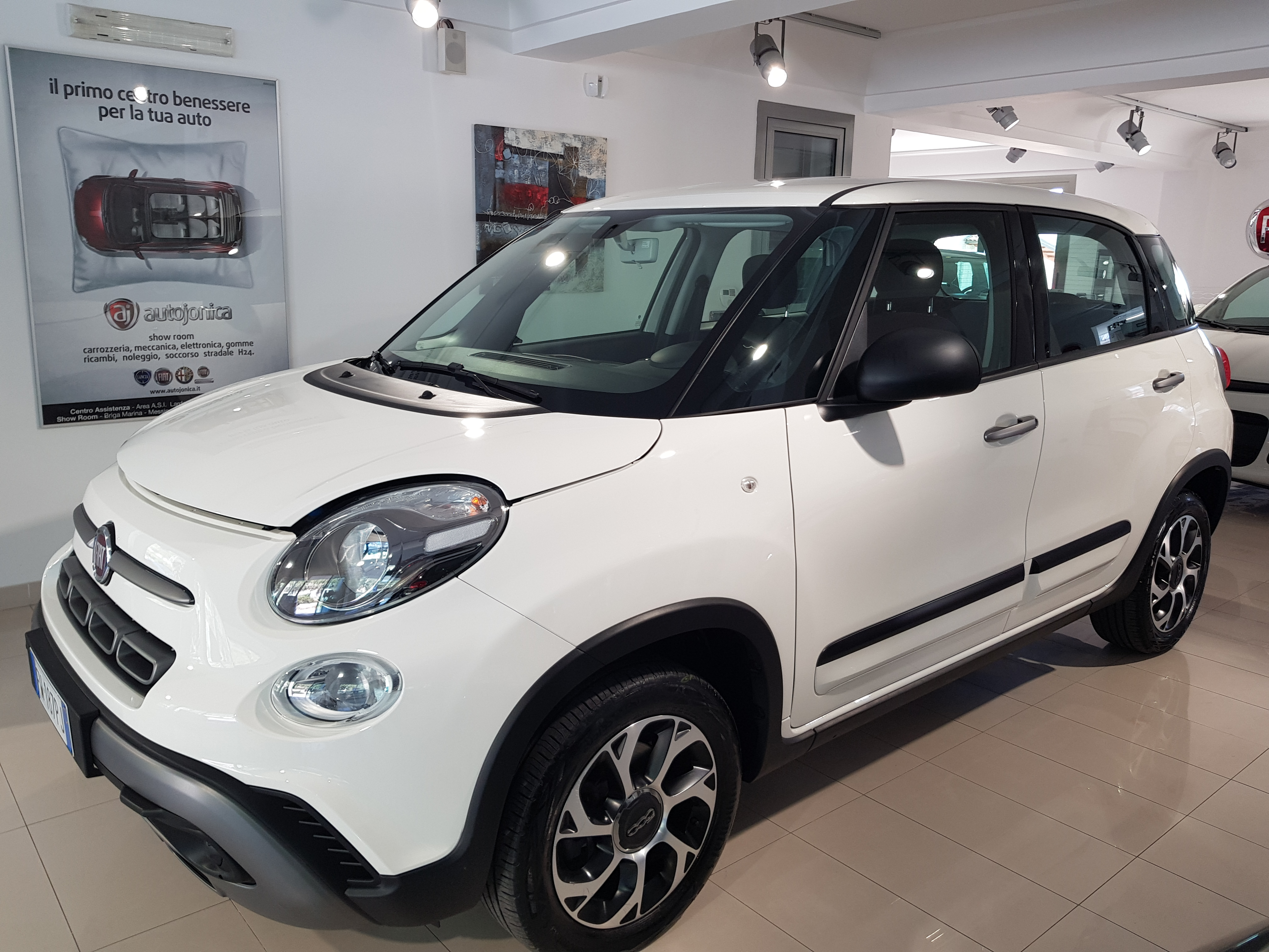 FIAT 500L CITY CROSS 1.3 95 CV