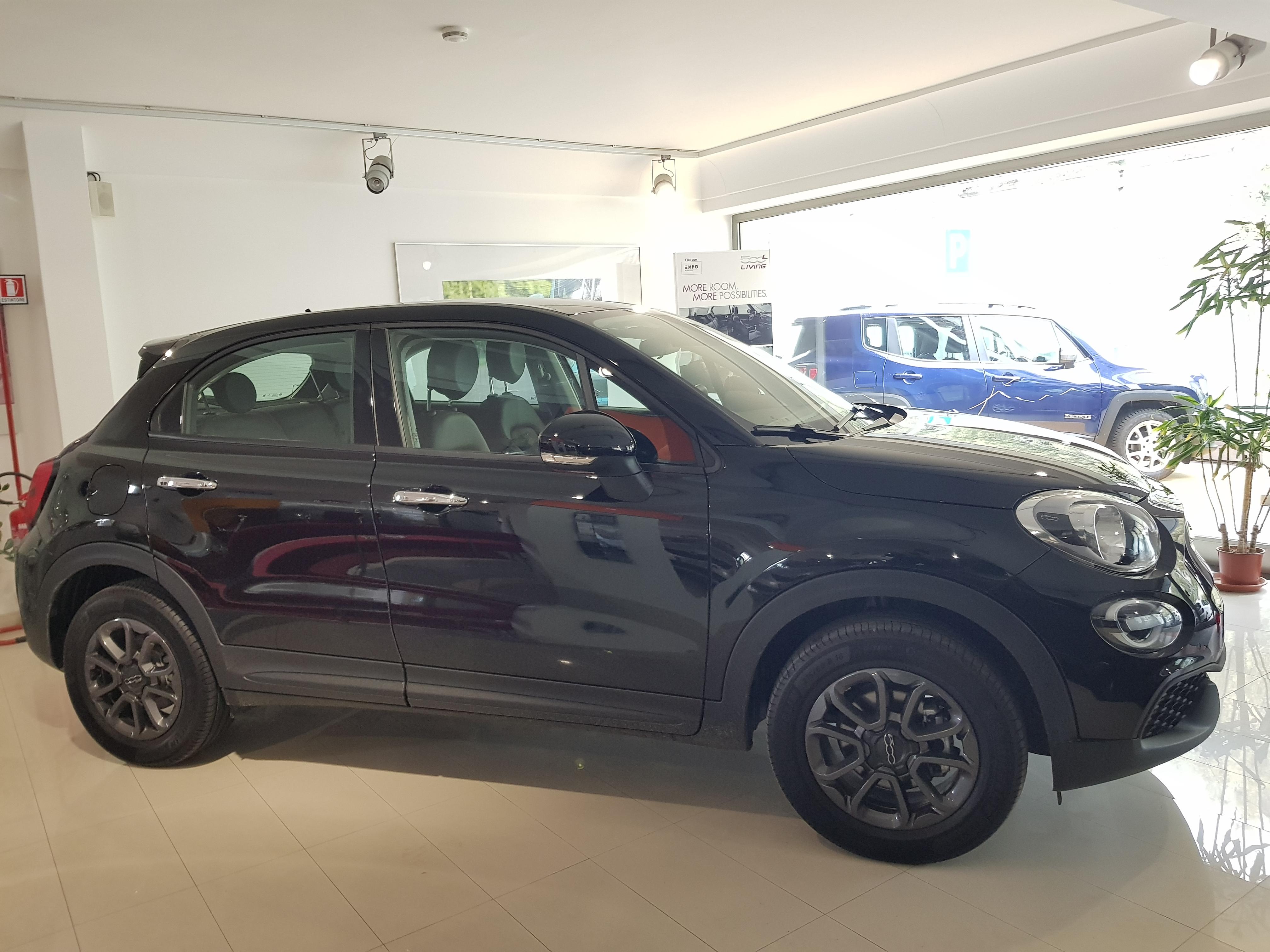 FIAT 500 X 1.3 95 CV LOUNGE DIESEL